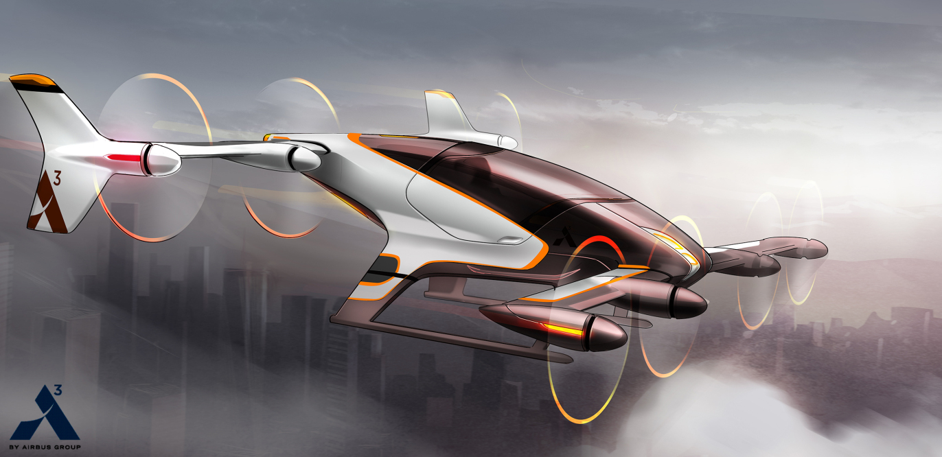 Airbus to demonstrate flying car by year's end, CEO promises