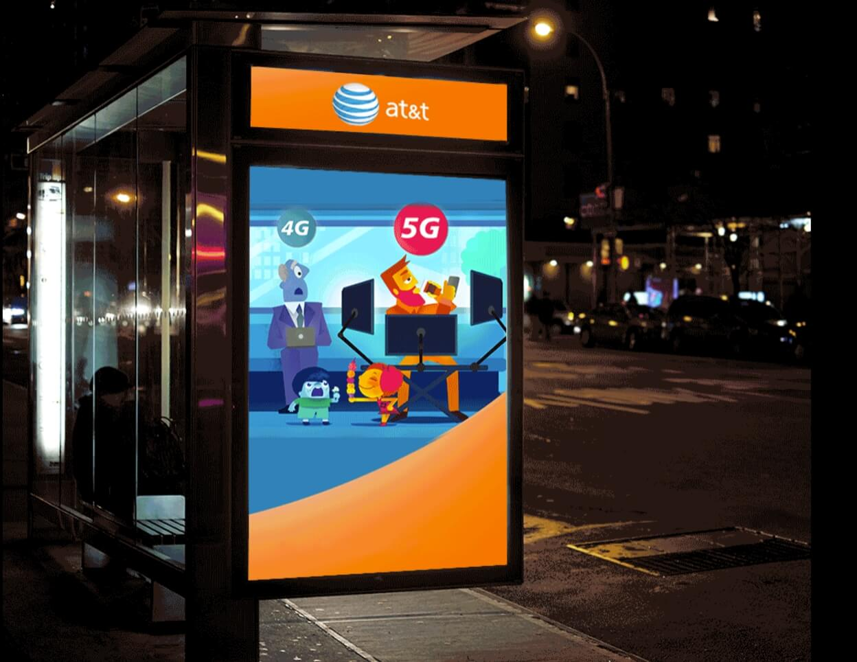 AT&T frees up additional spectrum by terminating 2G network