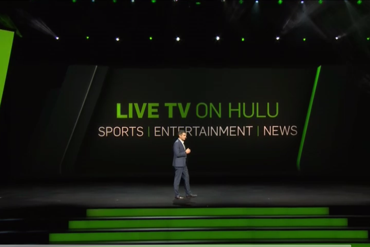 Hulu CEO talks streaming TV service, offline playback, cloud