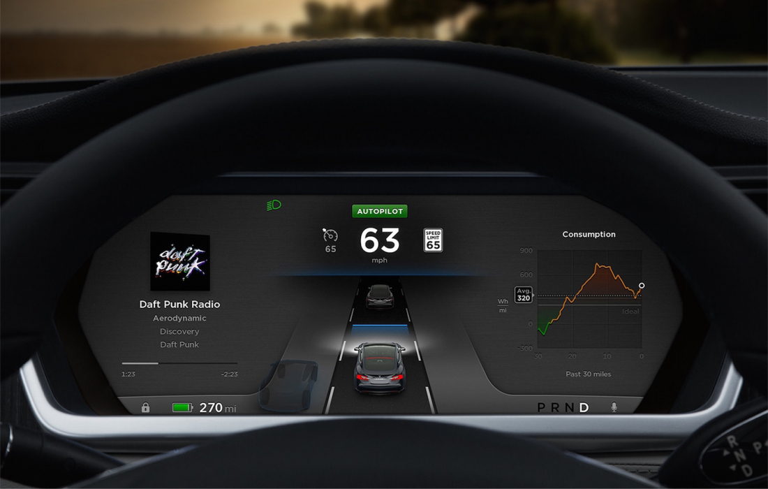 NHTSA report says driver in fatal Tesla Autopilot crash had seven seconds to take action