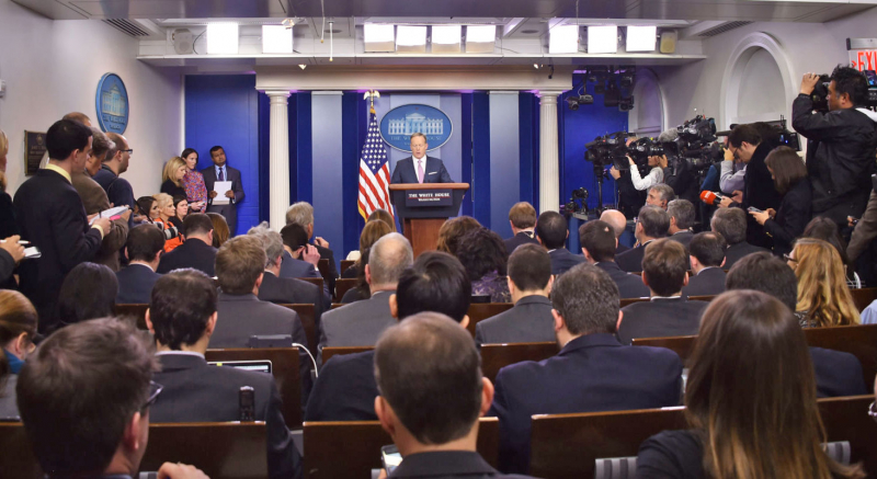 White House to add Skype seats for press room briefings