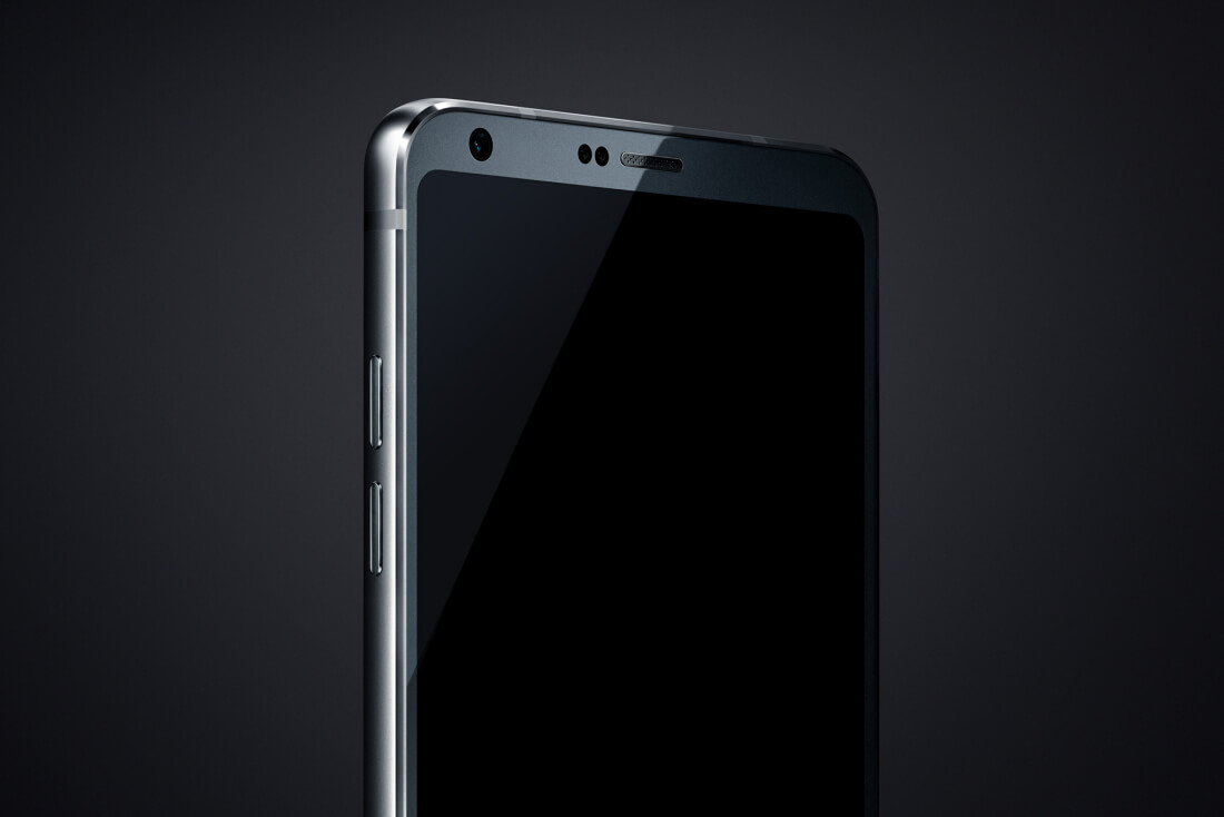 LG G6 pictured ahead of February 26 launch