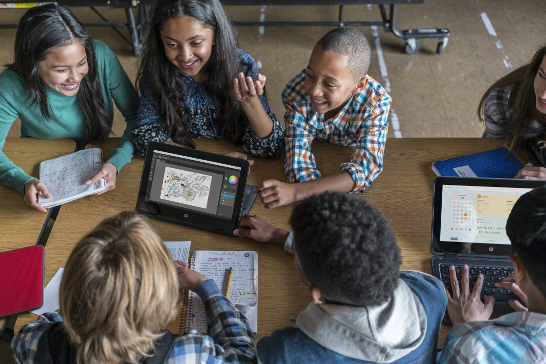 Microsoft turns to device management app, low-cost Windows 10 PCs to fend off Chromebooks in the classroom