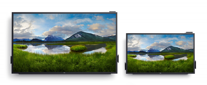 Dell has launched a new 86 4K monitor, and it's a touchscreen, too