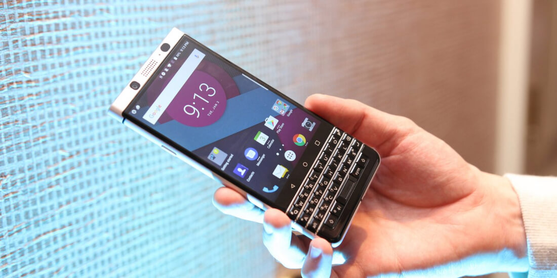 BlackBerry Mercury unveiling set for February 25 at MWC