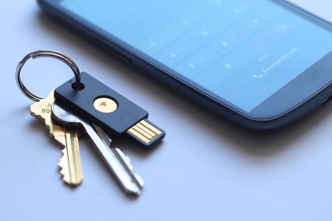 Google Leverages Hardware Security Keys To Protect Employees From Phishing Scams