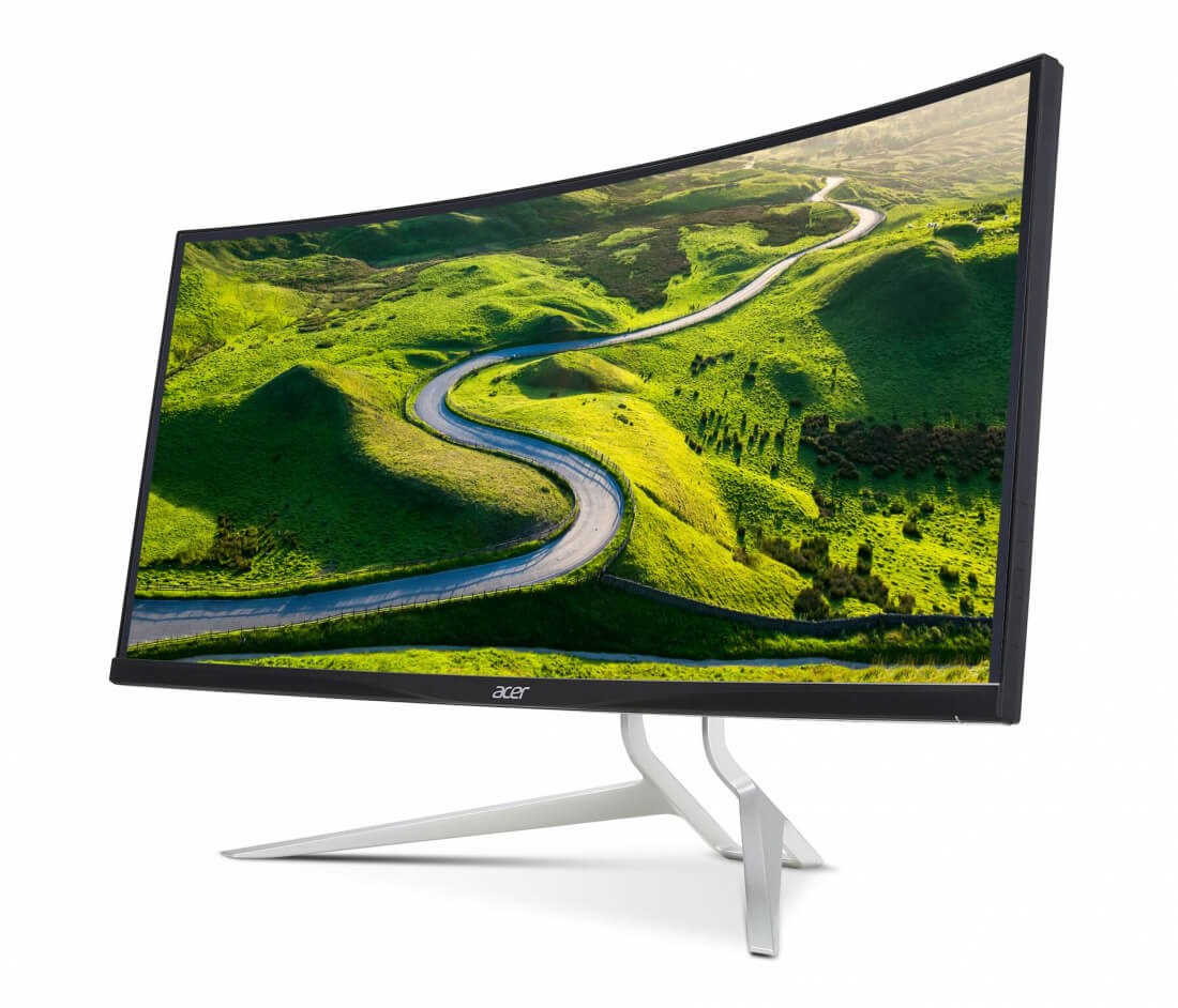 Acer launches massive 21:9 37.5 curved QHD gaming monitor with FreeSync support