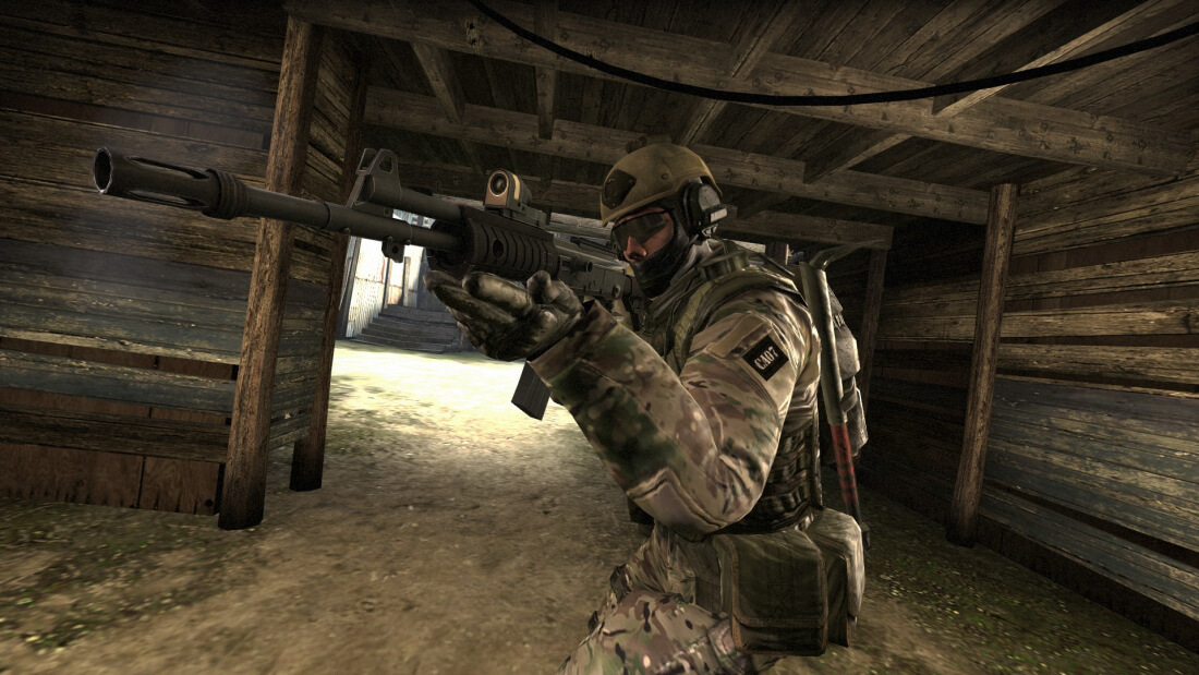 Counter-Strike co-creator Jess Cliffe arrested over alleged sexual exploitation of a child