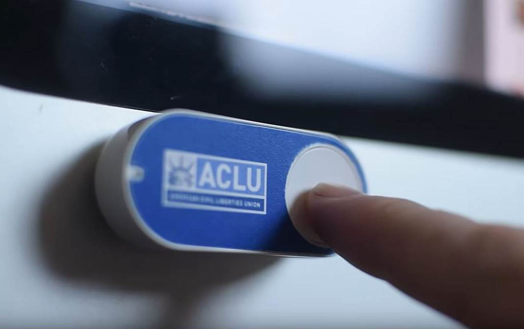 Support civil liberties with this Amazon Dash donation button hack