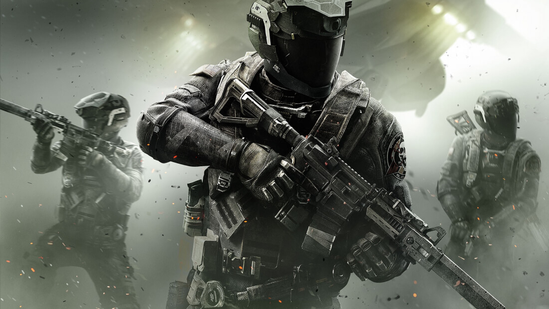 2017's Call of Duty will go back to franchise's roots