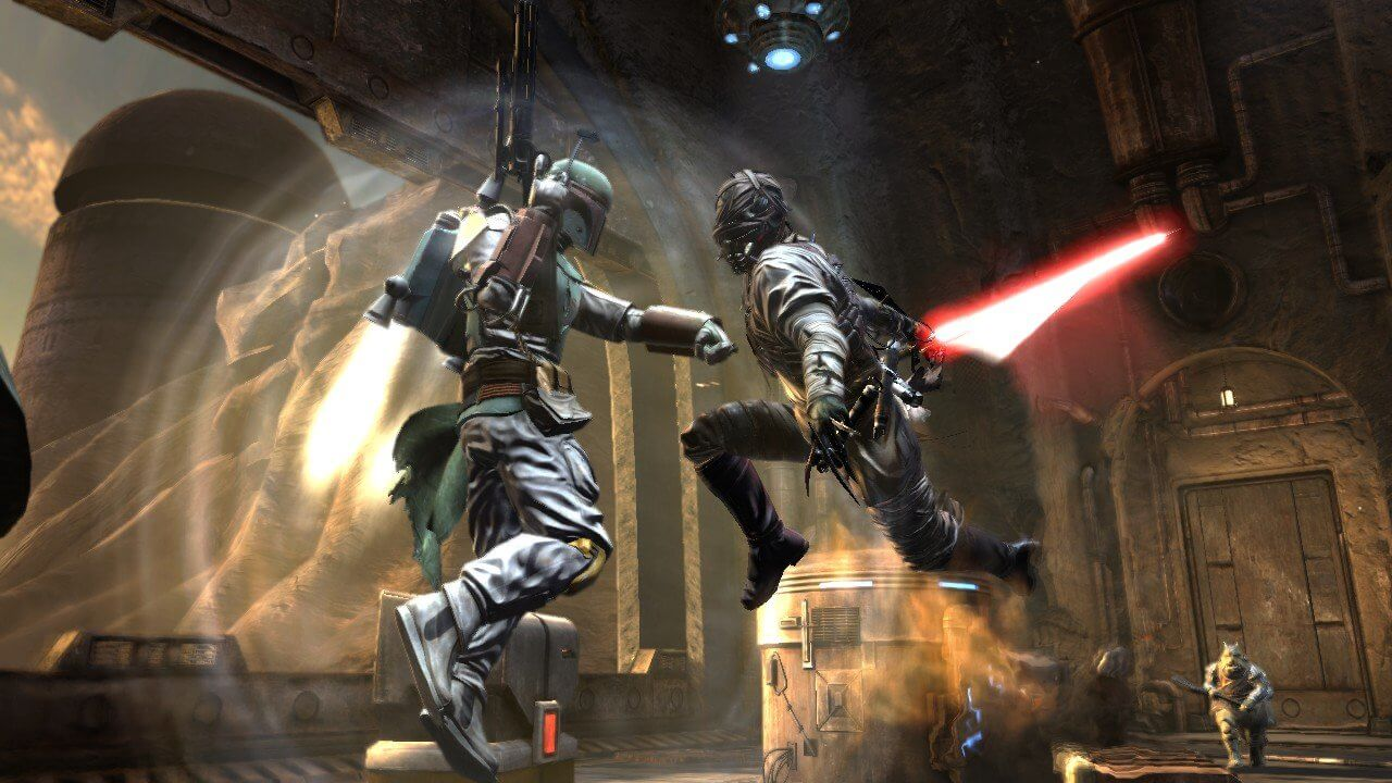Humble Bundle does Star Wars games for pennies on the dollar