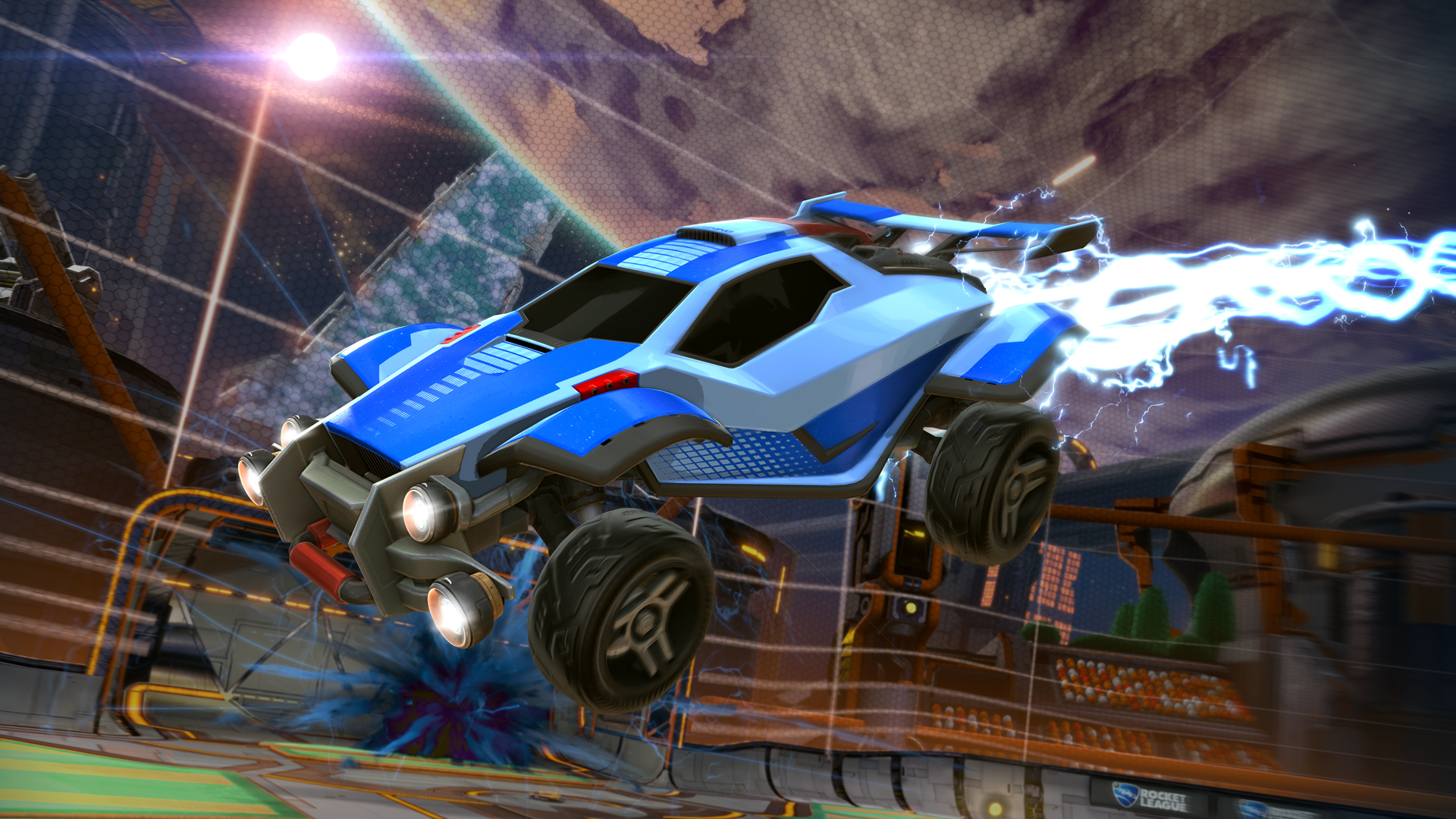 'Rocket League' is adding PlayStation 4 Pro support