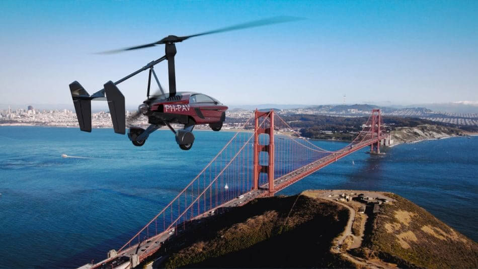 You can now preorder the world's first certified flying car, starting from $400,000