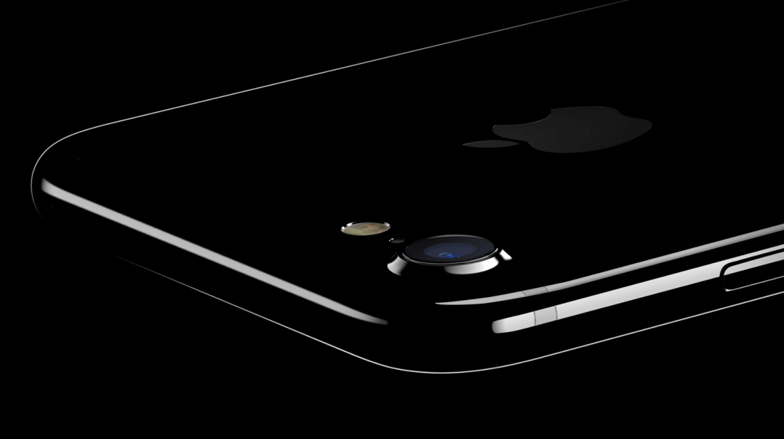 The iPhone 8's virtual buttons may appear in function area below its 5.15-inch OLED display
