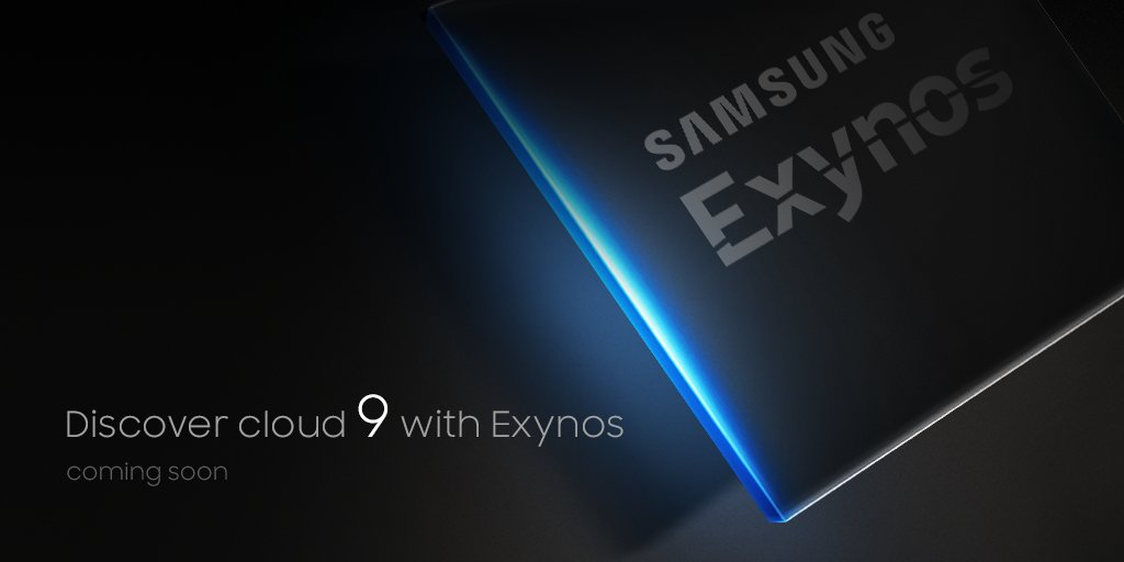 Samsung teases homegrown Exynos 9 mobile chipset