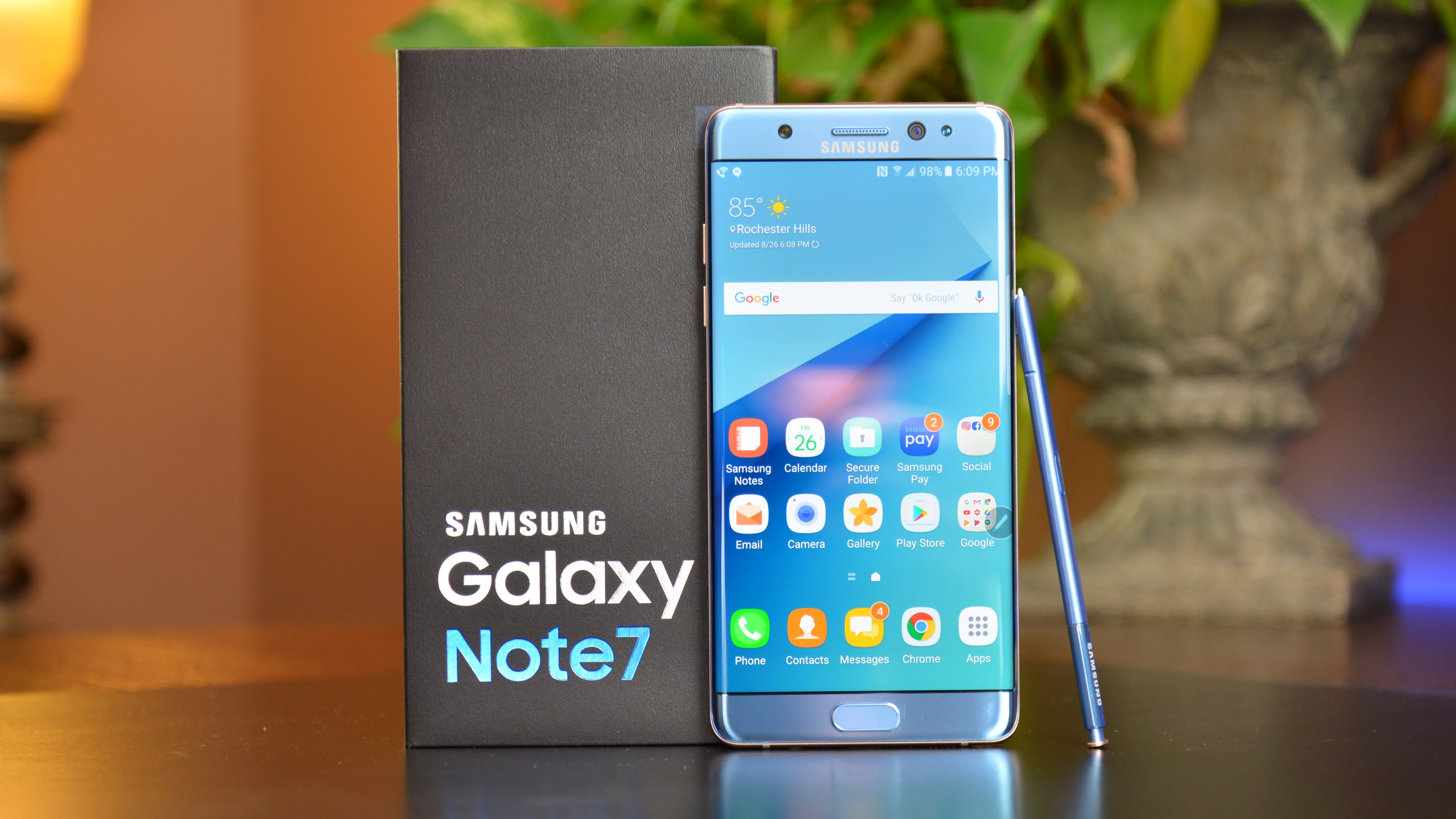 Samsung's reputation tumbles in the US following Galaxy Note 7 recall