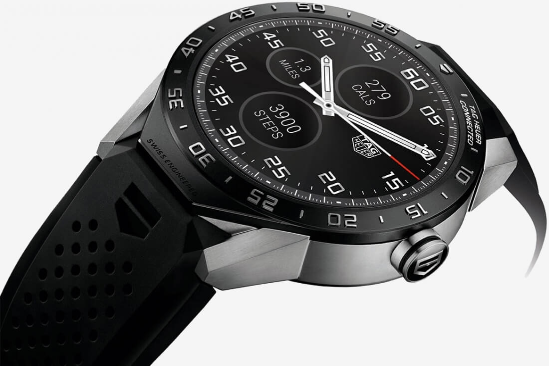 Tag Heuer's next wearable could be both a smartwatch and a traditional luxury timepiece