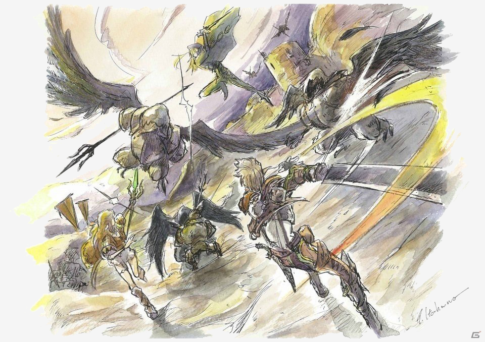 Square Enix announces Project Prelude Rune, a new RPG from freshly minted Studio Istolia