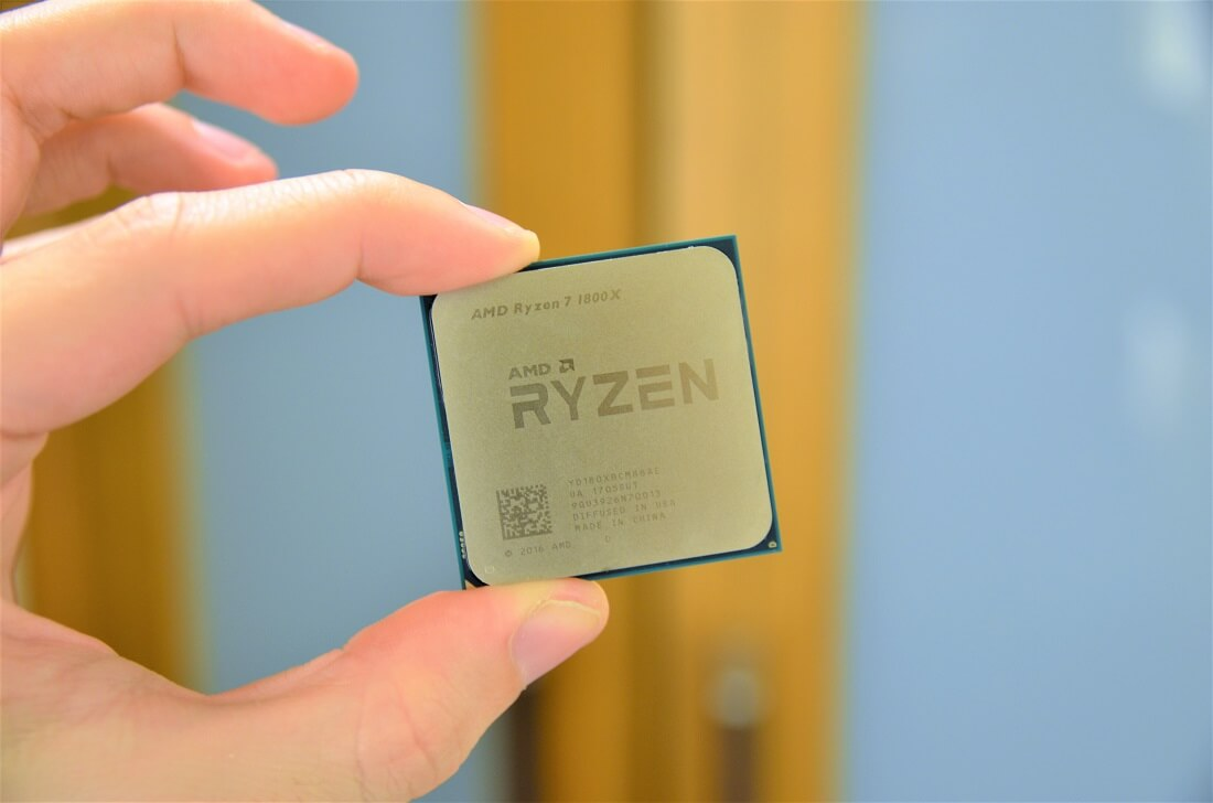 AMD Ryzen goes on sale March 2nd for under $500