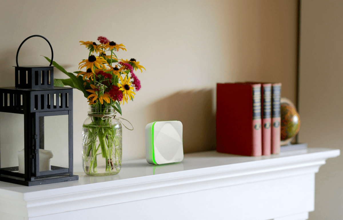 Acer's connected Air Monitor tracks six key air quality indicators in real time
