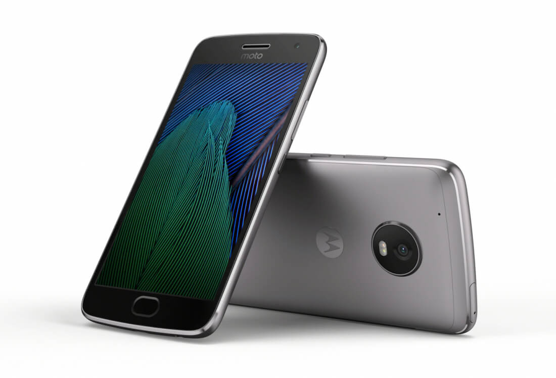 Lenovo officially reveals the Moto G5 and G5 Plus, starting at $229