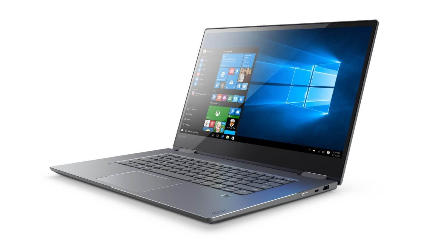 Lenovo's new Yoga 720 and 520 convertibles come packing at affordable rates