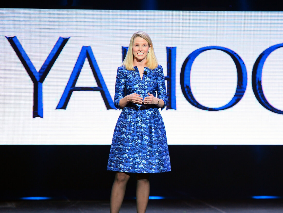 Yahoo CEO to give annual bonus to employees following numerous security breaches