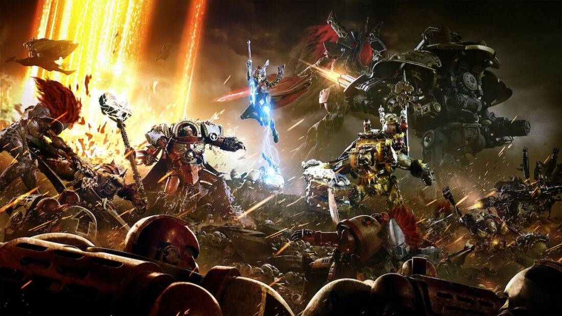 Warhammer 40,000: Dawn of War III launches on April 27th