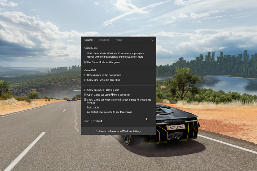 Microsoft gives more details on how Windows 10's Game Mode will work