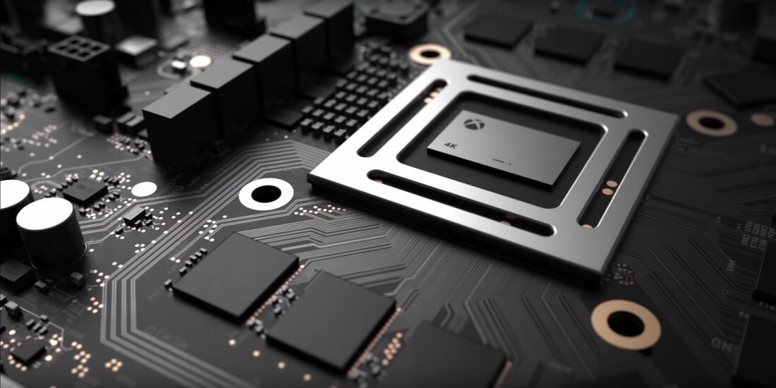 Xbox Project Scorpio to reportedly supersample on 1080p TVs