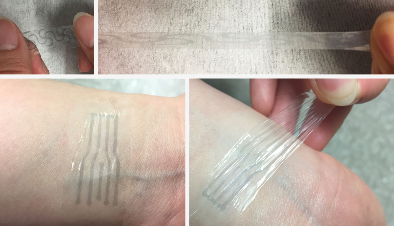 Researchers create flexible electrodes using soup-like ingredients