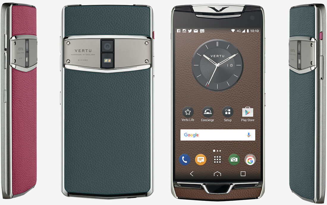 Luxury phone company Vertu sold to Turkish exile for $61 million