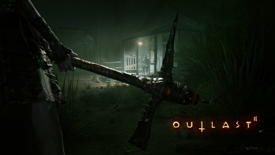 Outlast 2 banned in Australia over scenes of sexual violence