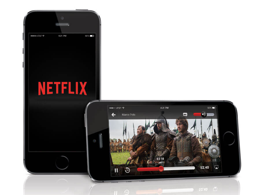 Netflix may create TV and mobile versions of its original shows