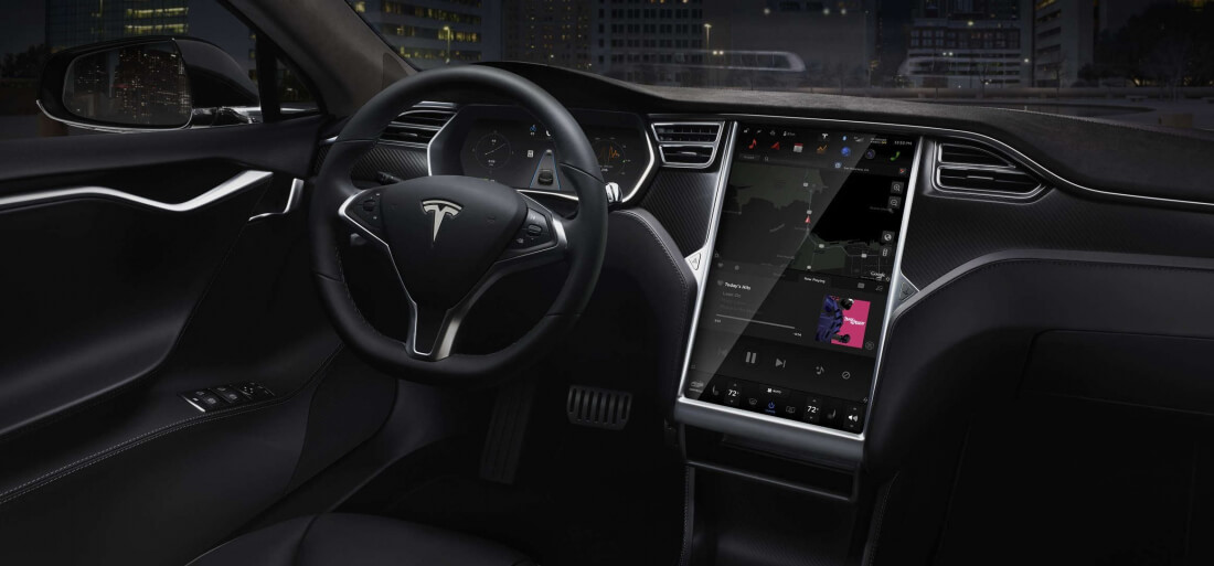 Tesla upgrades Autopilot software bringing many new features previously unavailable to newer models