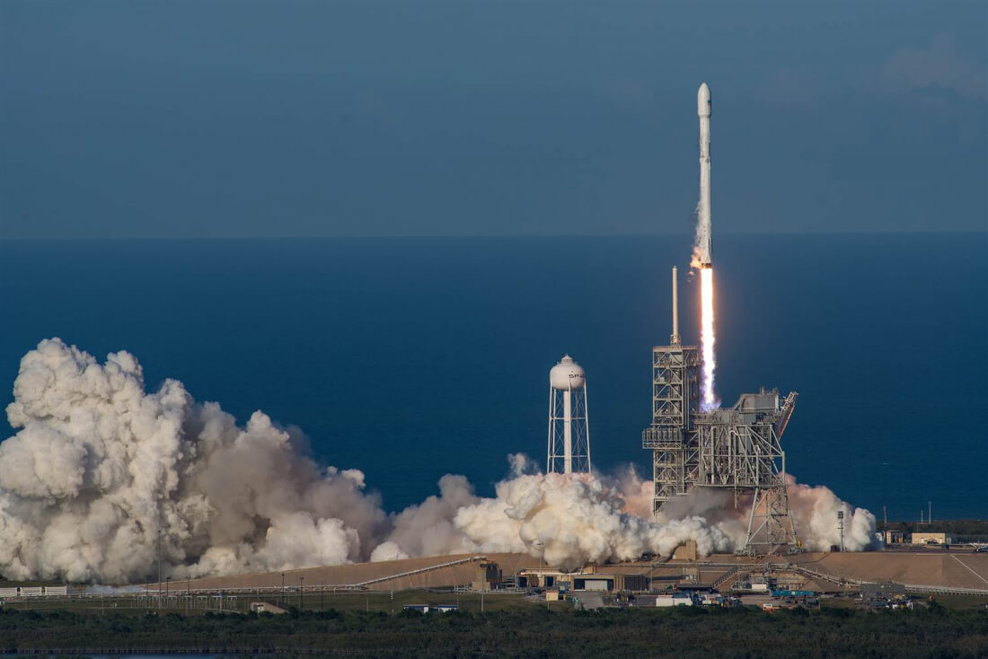 SpaceX successfully launches and lands a used rocket for the first time ever