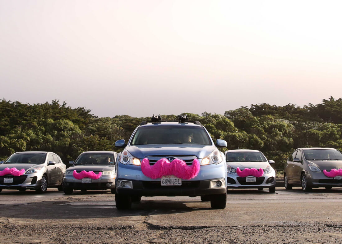 Lyft Shuttle is a bus service from your smartphone