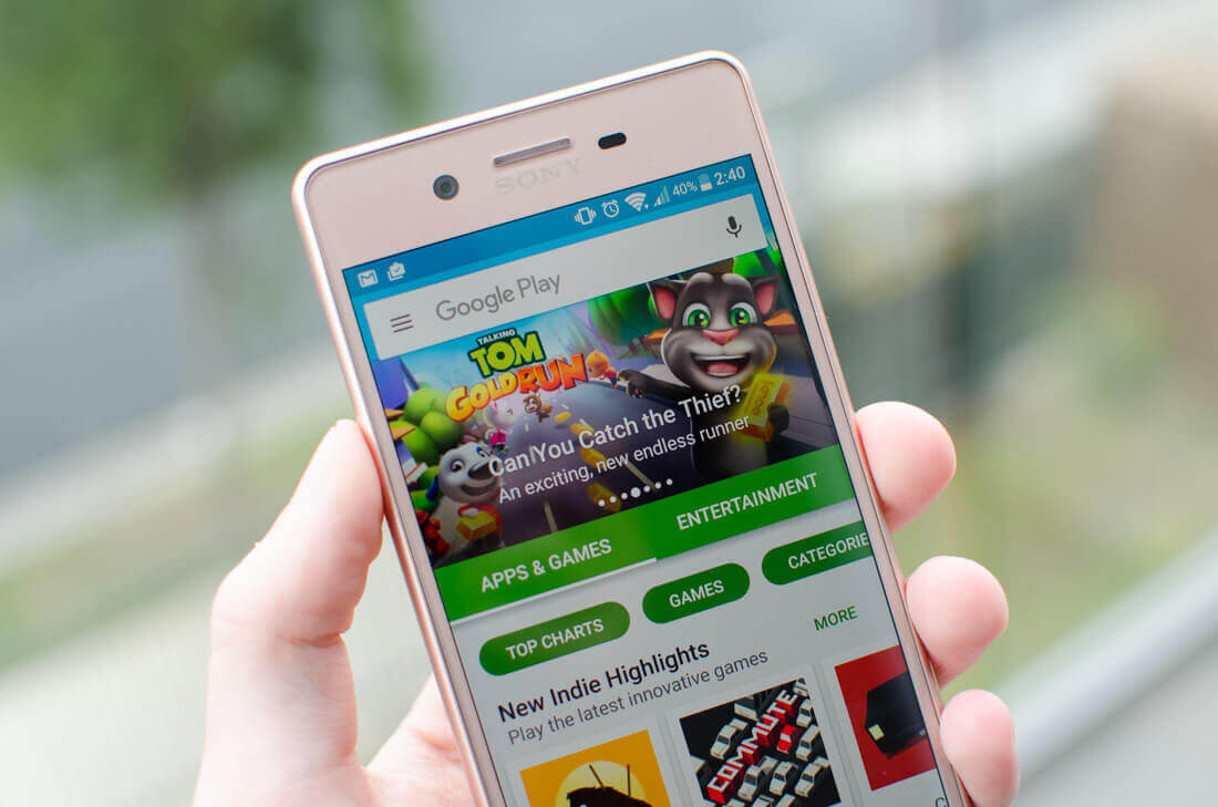 Total Android app sales predicted to overtake iOS this year