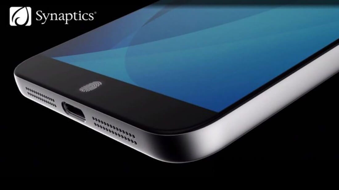 Synaptics new fingerprint sensor trickles high-end features down to the masses