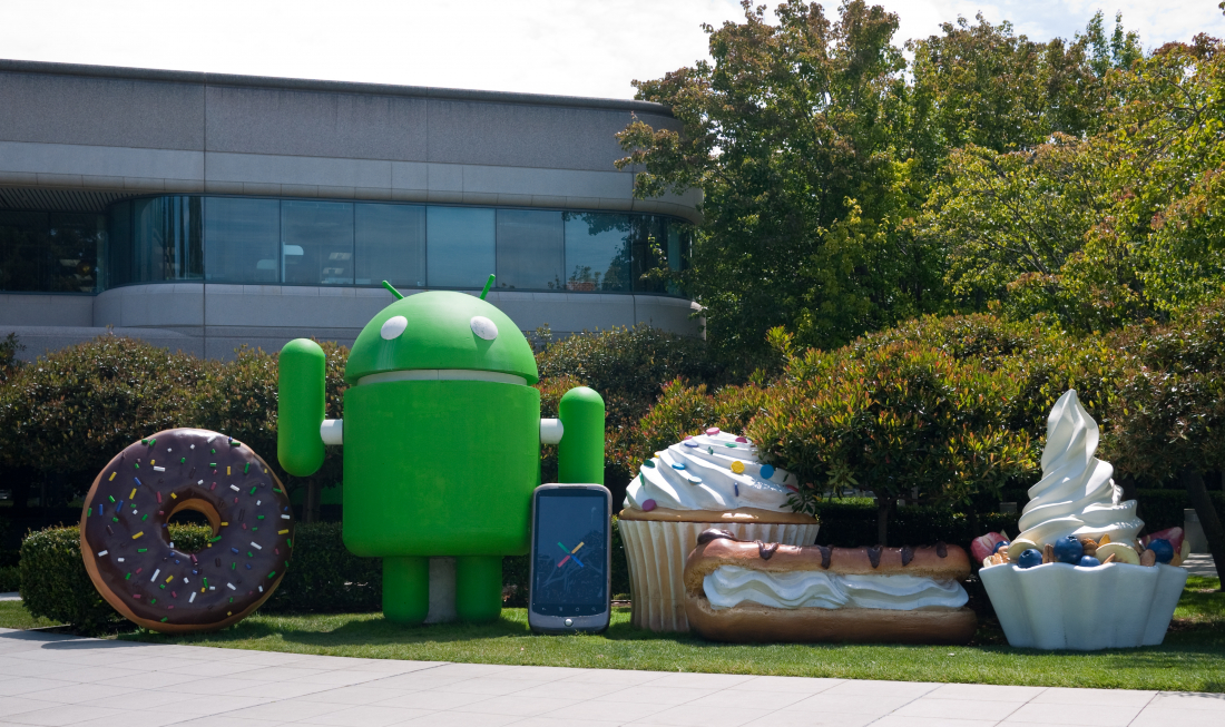 Android overtakes Windows as most used operating system