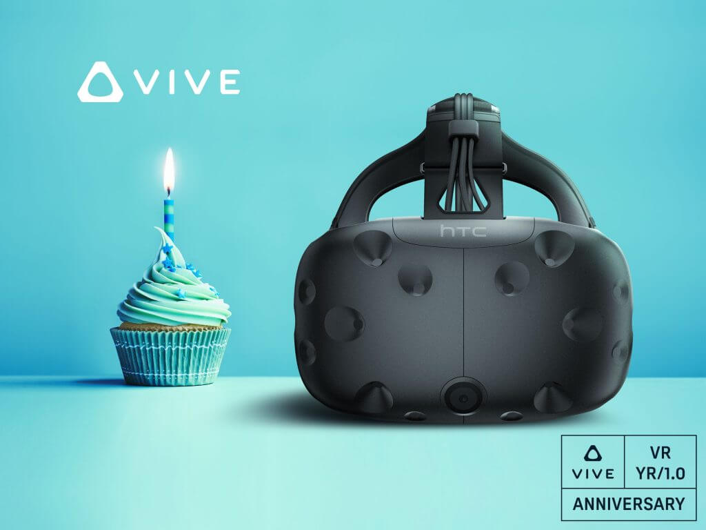 HTC announces one-day Vive sale, launches subscription service for VR apps