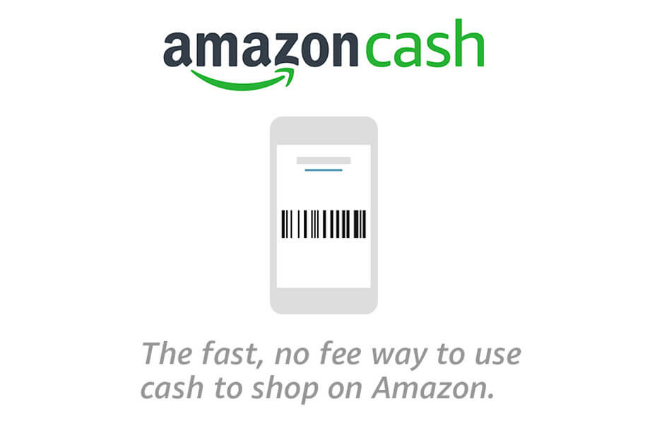 Amazon Cash lets you shop online without a credit card