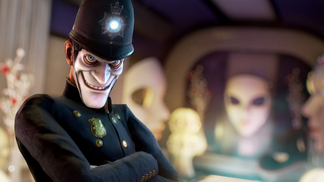 Indie survival game We Happy Few is being made into a movie