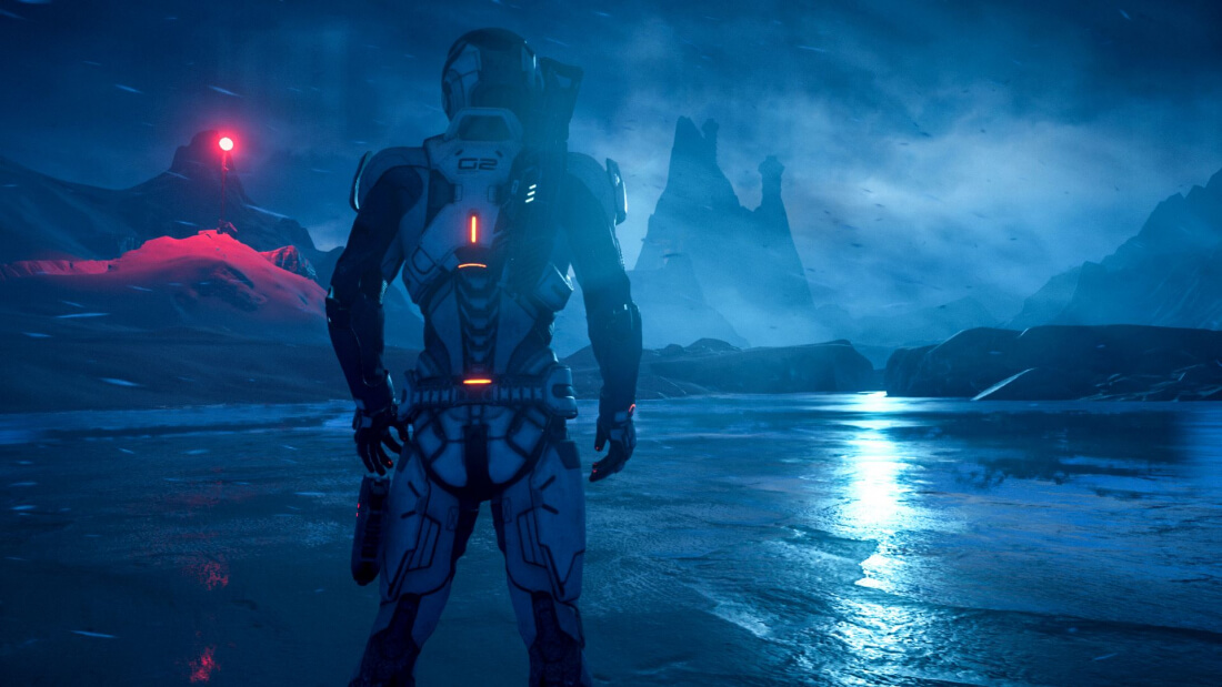 BioWare's 'Mass Effect: Andromeda' Patch 1.05 fixes many but not all problems with the game
