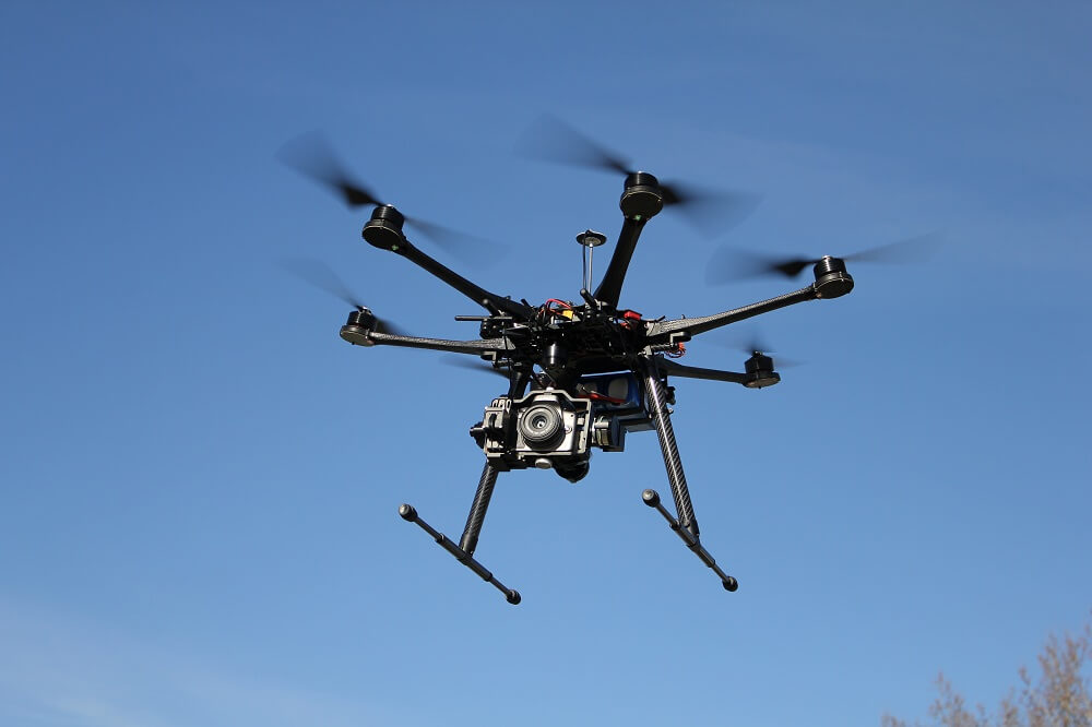The number of drone complaints in the UK are rising fast