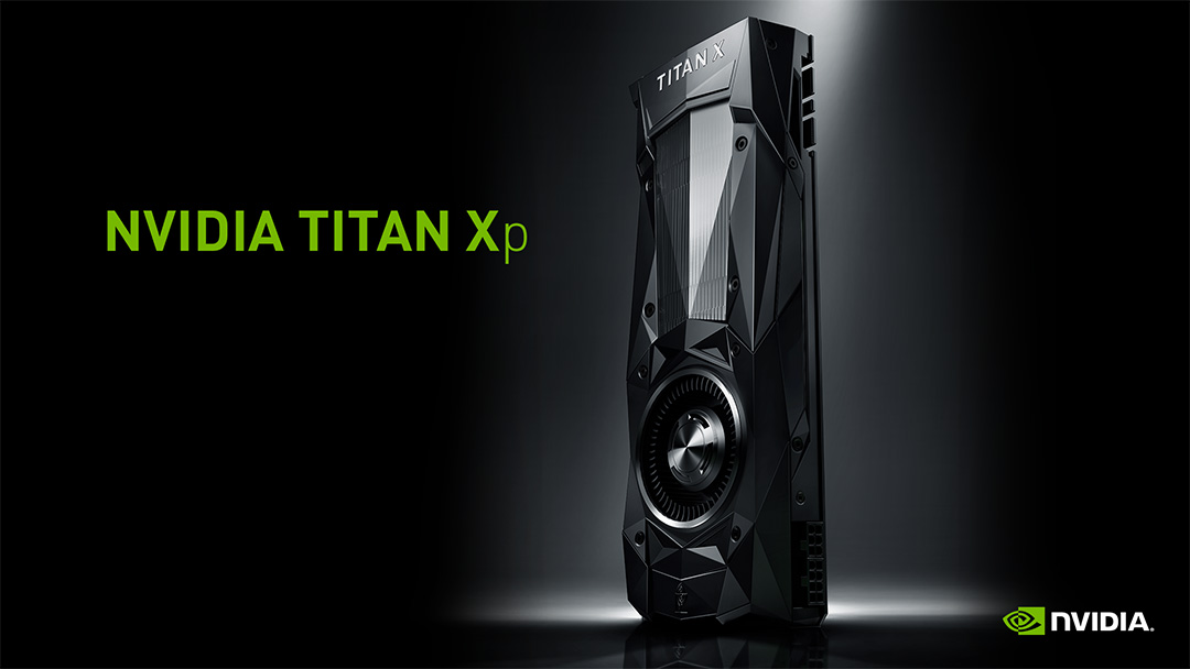 Nvidia launches new performance king, the $1,200 Titan Xp graphics card