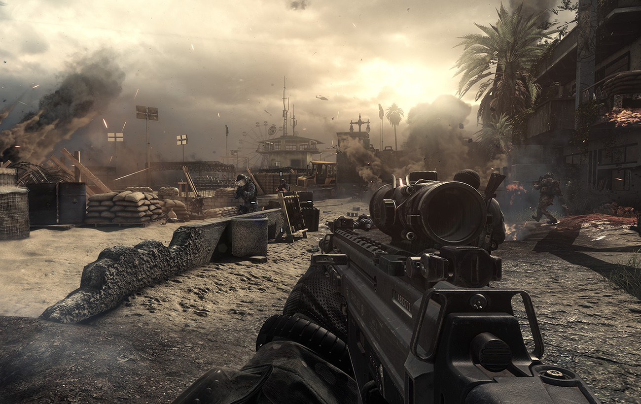 Candy Crush Saga maker King is working on a Call of Duty mobile game