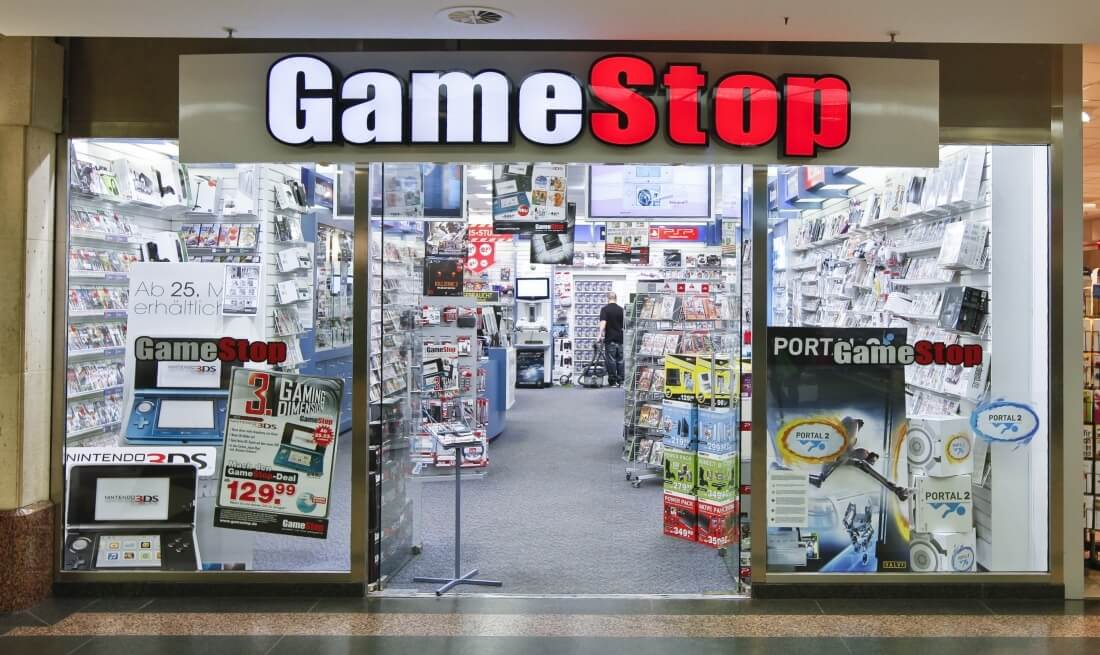 GameStop is investigating possible security breach involving payment card data