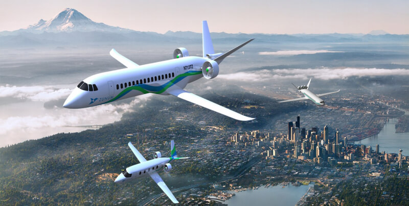 This Tiny Electric Jet Startup Thinks It Can Reinvent Regional Air Travel Flying From San Francisco To Los Angeles Be A Huge Pain In The Ass