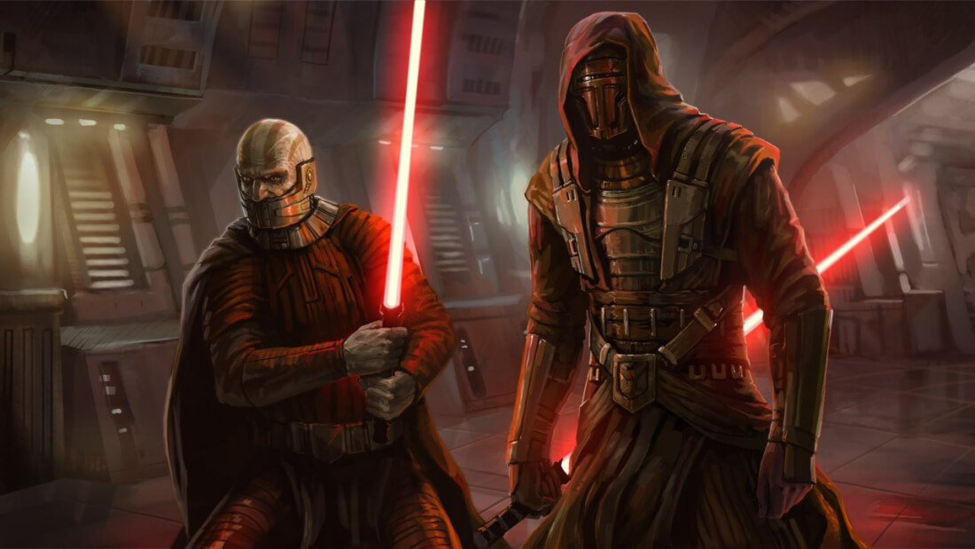 New Star Wars: Knights of the Old Republic game rumored to be in development